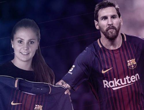 Martens en Messi